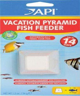 API Automatic Fish Feeder