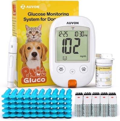 Auvon Blood Glucose Monitor