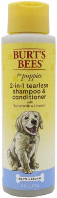 Burt's Bees for Dogs Shampoo & Conditioner