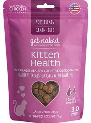 Get Naked Kitten Health Treats