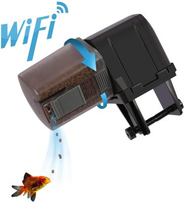 HDE Automatic Fish Feeder