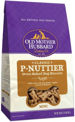 Old Mother Hubbard Classic P-Nuttier Dog Treats