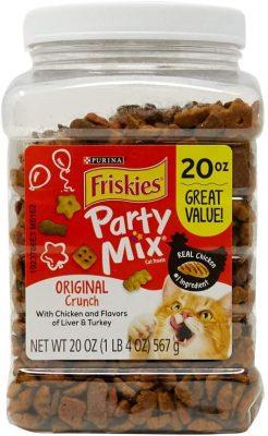 Purina's Friskies Party Mix