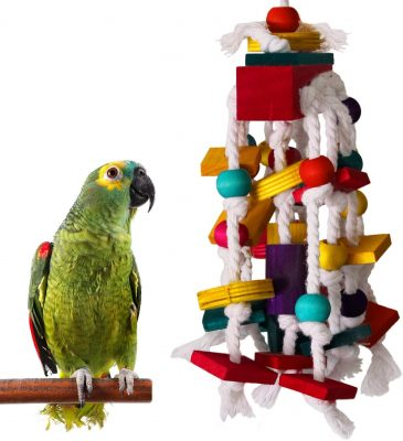 RYPET Bird Chewing Toy