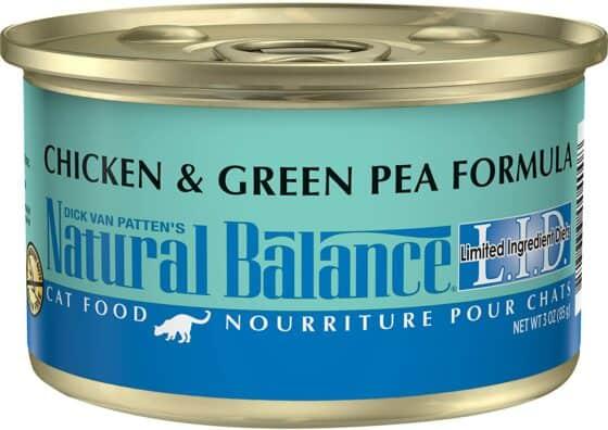 Natural Balance L.I.D. Wet Cat Food
