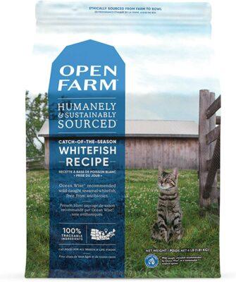 Open Farm Catch-Of-The-Season Whitefish Recipe
