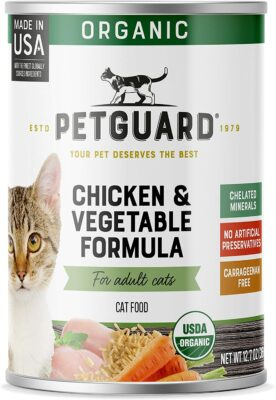 PetGuard All Natural Wet Canned Cat Food