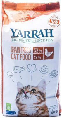 Yarrah Organic Grain-Free Dry Cat Food