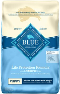 Blue Buffalo Life Protection Formula (for Puppies)