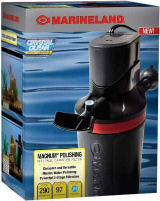 MarineLand Magnum Polishing Internal Filter