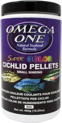 Omega One Super Color Sinking Cichlid Pellets