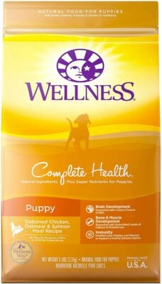 Wellness Complete Health Dry Puppy Food