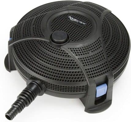 Aquascape Submersible Pond Water Filter