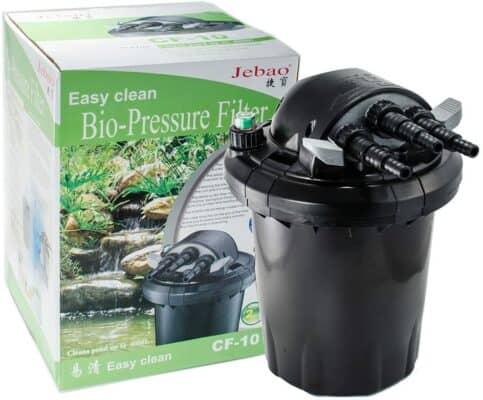 Jebao CF-10 Pressured Pond Bio Filter