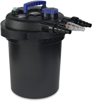 XtremepowerUS Koi Pond Pressure Bio Filter